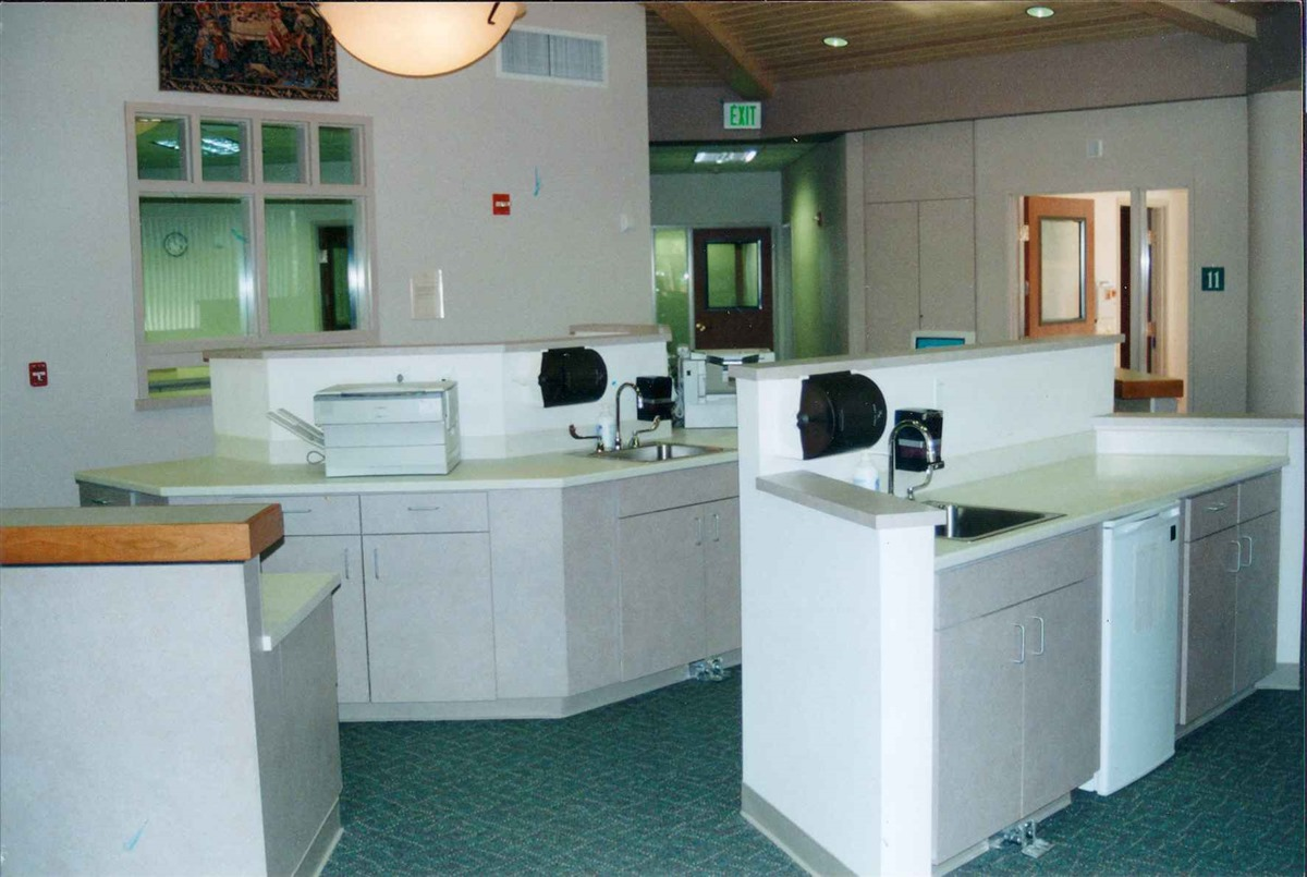 Custom Commercial Cabinet Makers