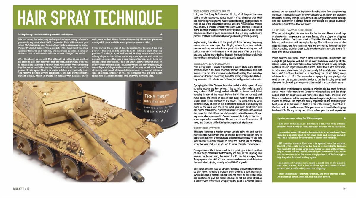 MTSC PRODUCT SPOTLIGHT: Rinaldi Studio Tank Art Vol.1: WWII German ...