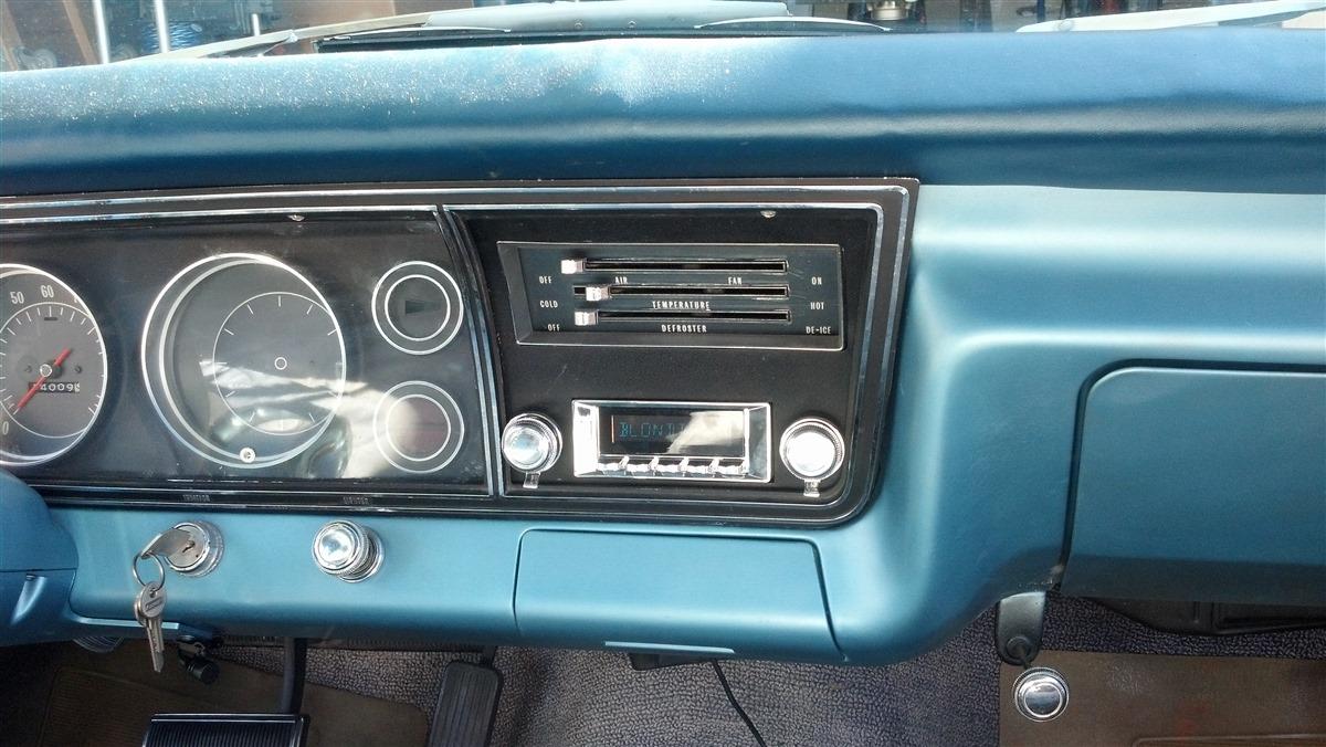 Install Gallery Retrosound 1972 Mustang Radio Wiring Harness