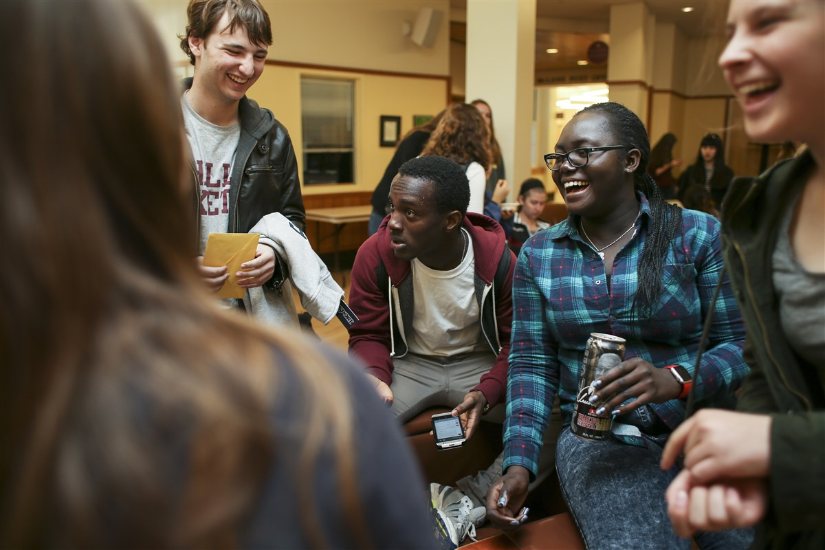 an inclusive community phillips exeter academy