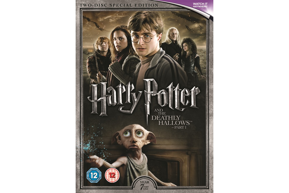 redesigned harry potter dvd and blu ray covers revealed pottermore