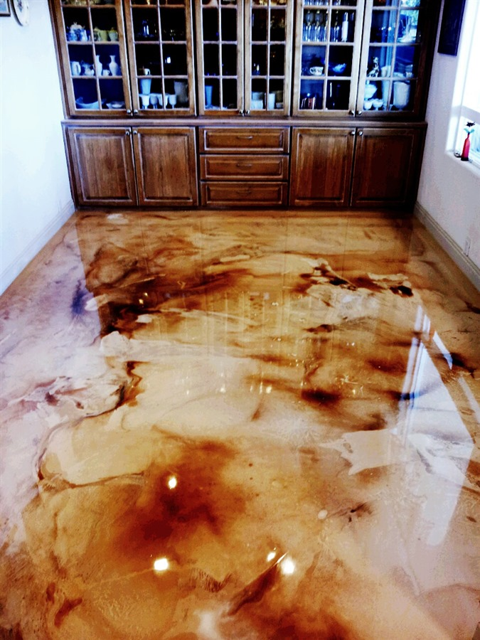 Refinish Your Kitchen Flooring With