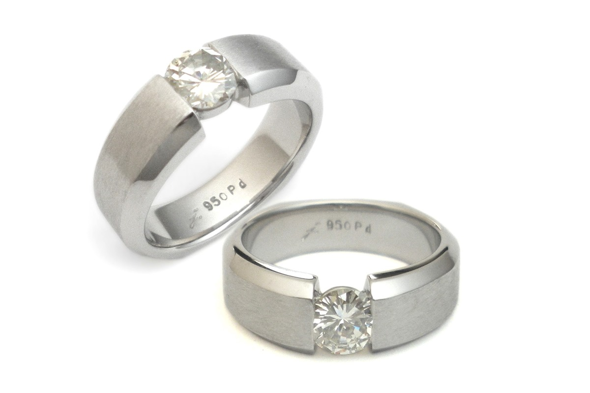 Custom Wedding Bands Design Online Or By Private Appointment