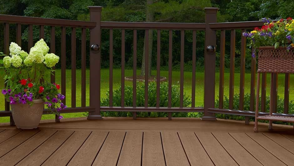 Fiberon Deck Railing Products | Denver | Specialty Wood Products