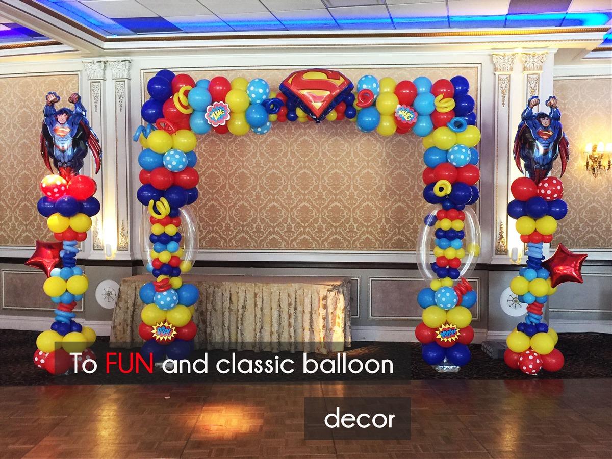 Balloon decorations nj billingsblessingbags
