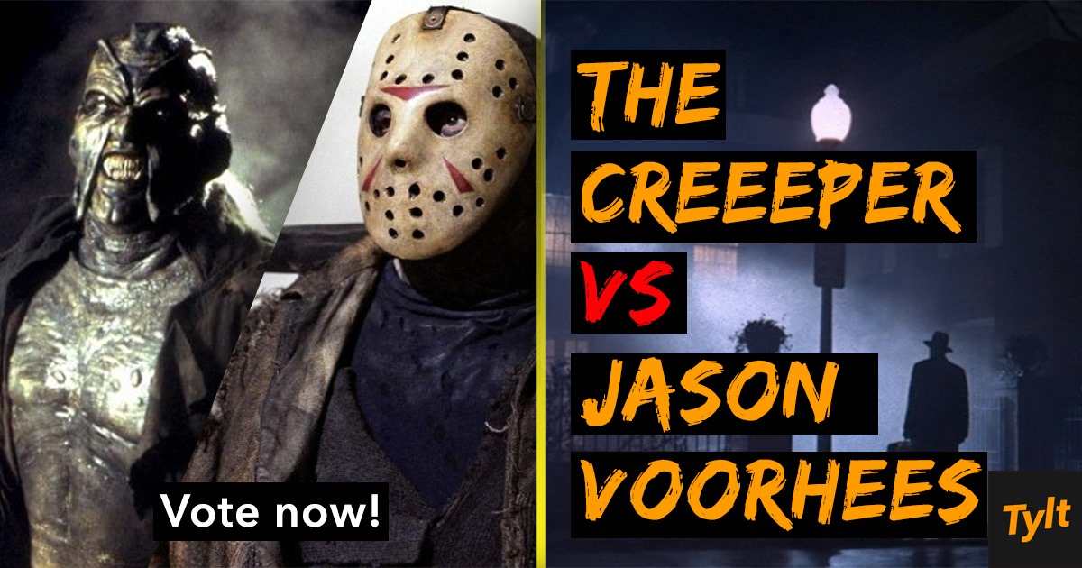 Scariest movie monster: Jason Voorhees or the Creeper? | The