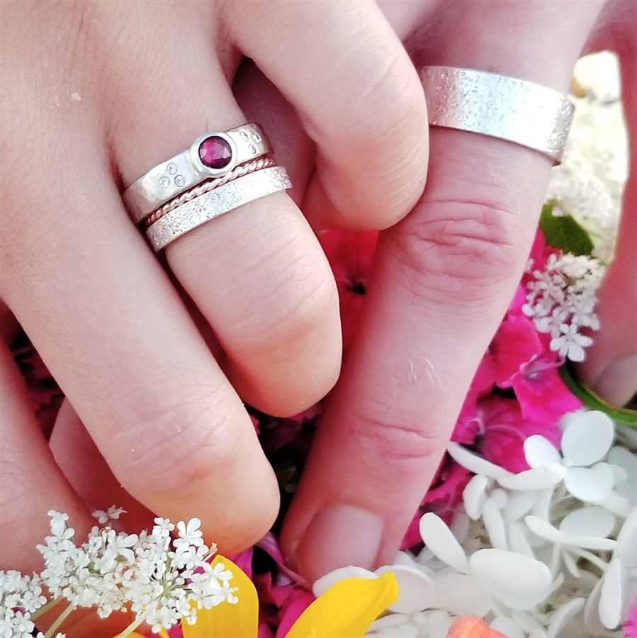 Custom Design - Wedding Bands - Custom Engagement Rings